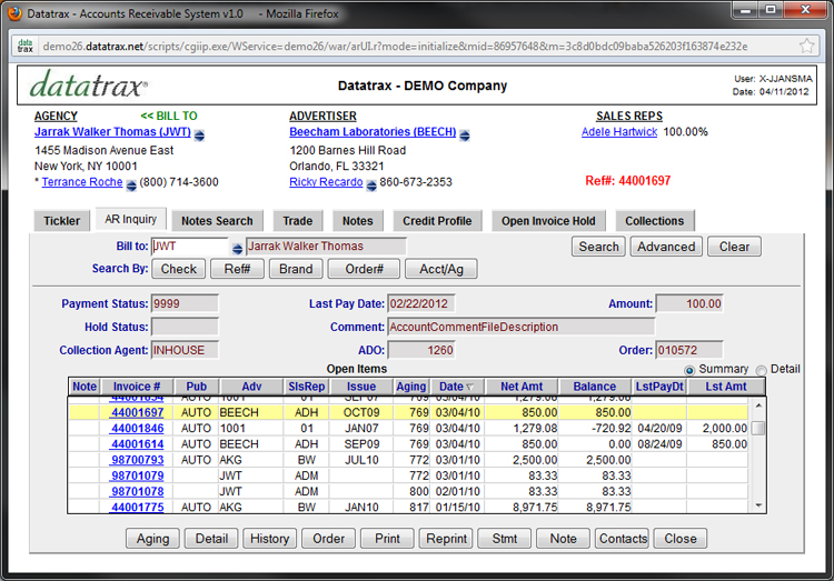local studies in account receivable system There are multiple ways you can learn accounts payable or account receivable 1 there are websites available where you can learn at your convenience accounting and finance outsourcing online & e-book tutorials teaching basic accounting 2  if by prior training you mean studies, then you can go to a school providing accounting class or join.
